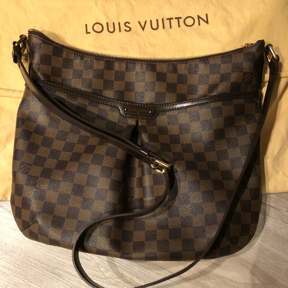 2118f43f0d Louis Vuitton Handbags - Authentic Louis Vuitton Bloomsbury GM